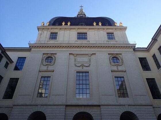 L'hôtel Dieu à Lyon