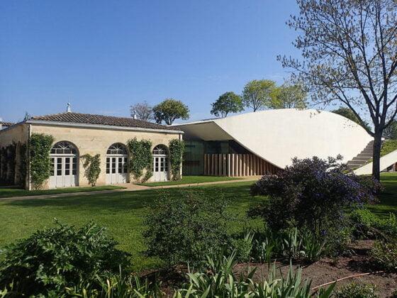 Les magnifiques jardins du Château Cheval Blanc