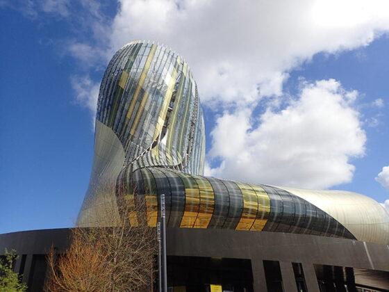 La Cité du Vin, musée du vin à Bordeaux