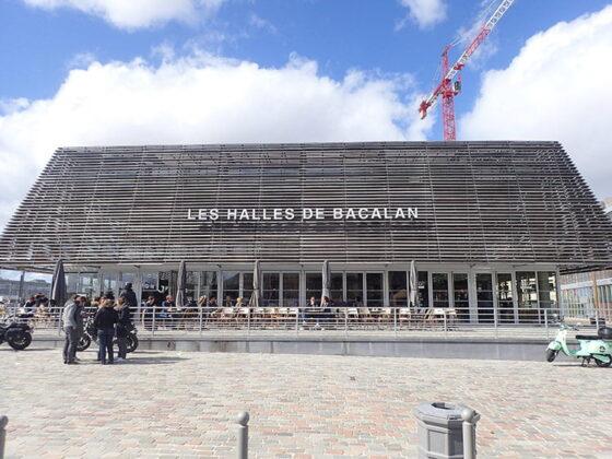 Les Halles de Bacalan