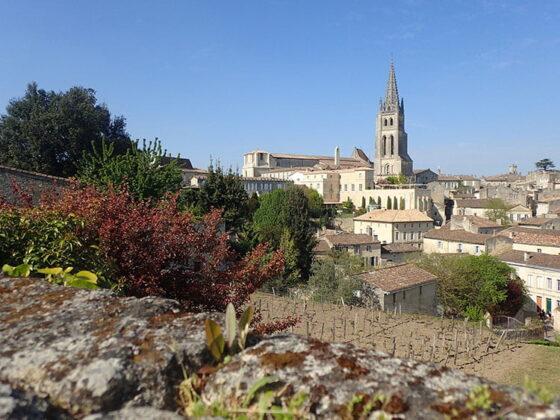Le joli village de Saint-Emilion