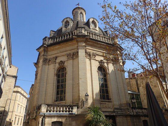 L'amphithéâtre Saint-Côme, à Montpellier