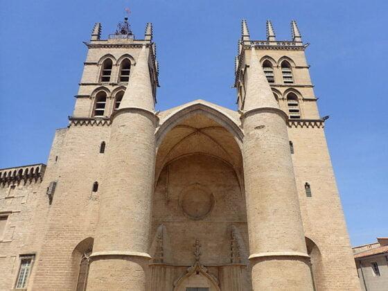 La Cathédrale Saint-Pierre, à Montpellier