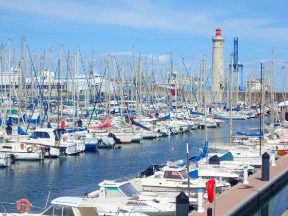 Le port de Sète