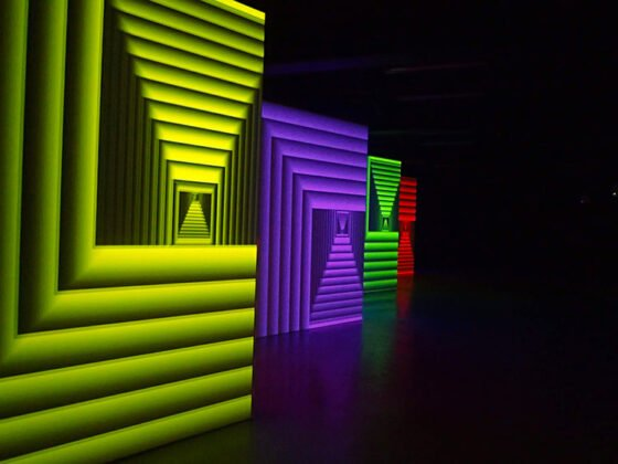 Exposition au CCCOD, le Centre de Création Contemporaine Oliver Debré