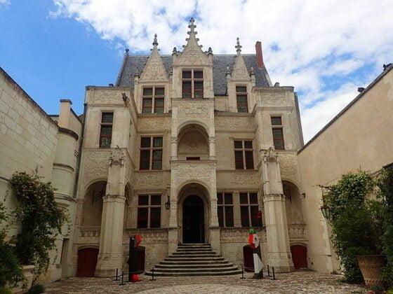 L'hôtel Gouïn à Tours